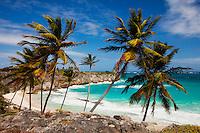 Harrismith Beach on the southeast coast of Barbados