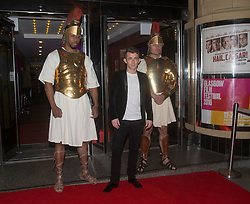 Paul Brannigan. Glasgow Film Festival Opening Gala, The UK Premiere of Hail, Caesar!
