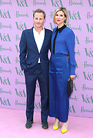 Guy Pelly, Lizzy Wilson, V&A Summer Party 2018, Victoria and Albert Museum, London, UK, 20 June 2018, Photo by Richard Goldschmidt