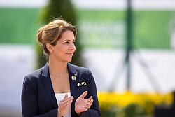 Princess Haya bint al Hussein - Freestyle Grade Ib Para Dressage - Alltech FEI World Equestrian Games™ 2014 - Normandy, France.