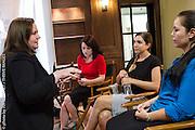 Amy Graves, Rachel Framingheddu Murray, Jenna Shahak, Aimee Santos