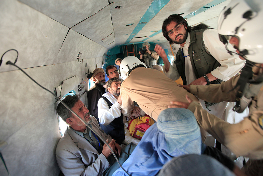 8/24/09 5:57:18 AM -- Kabul, Afghanistan<br />  -- Afghan Army Air Corps Mentors in Afghanistan -- Mentors--<br /> <br /> Photo by Jack Gruber, USA TODAY Staff