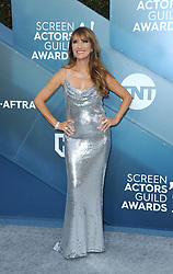 Jane Seymour at the 26th Annual Screen Actors Guild Awards held at the Shrine Auditorium in Los Angeles, USA on January 19, 2020.