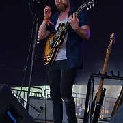 London,England,UK : 17th July 2016 : Matthew and the Atlas preforms at the Citadel Festival 2016 at Victoria Park, London,UK. Photo by See Li