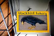 Blackbird bakery on Bainbridge Island