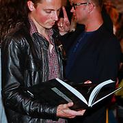 NLD/Amsterdam/20110516 - Boekpresentatie History van Cors van den Berg en William Rutten, Baas B. , Bart Zeilstra