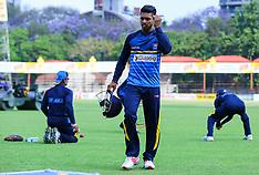 Zimbabwe v Sri Lanka - Nov 2016