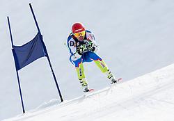 Andrej Sporn of Slovenia during Men's Super Combined Slovenian National Championship 2014, on April 1, 2014 in Krvavec, Slovenia. Photo by Vid Ponikvar / Sportida