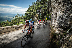 Jan Polanc (SLO) of UAE Team Emirates at Predmeja during 4th Stage of 26th Tour of Slovenia 2019 cycling race between Nova Gorica and Ajdovscina (153,9 km), on June 22, 2019 in Slovenia. Photo by Vid Ponikvar / Sportida