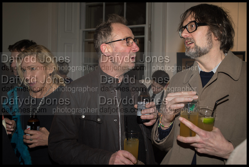 MAYA HIRST; GARY HUME; JARVIS COCKER, Private view, Paul Simonon- Wot no Bike, ICA Nash and Brandon Rooms, London. 20 January 2015