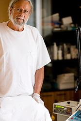 Portrait of a medical doctor