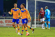 Mansfield Town v Bolton Wanderers 170221