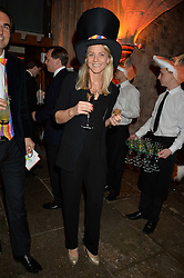 KIRSTY RICHARDSON at Save the Children's spectacular, black tie Winter Gala, a festive fundraising event held at London's Guildhall. Guests were transported into the magical world of the much-celebrated British novelist, Roald Dahl, in celebration of his centenary, for a marvellous evening of fine dining and gloriumtious entertainment to raise money to help transform children's lives across the world and here in the UK.