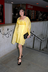 NANCY DELL'OLIO at the Roundhouse Rock and Roll Circus - an evening to raise funds for the Roundhouse's continued delivery of projects and facilities for young people, held at The Roundhouse, Chalf Farm Road, London on 12th June 2008.<br /><br />NON EXCLUSIVE - WORLD RIGHTS