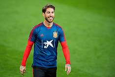 Spain Training Session - 22 March 2019