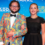 NLD/Amsterdam/20170921 - The Curious Incident - of the dog in the night-time, Diederik Jekel en partner Patty