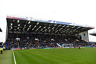 The Fratton End ahead of the EFL Sky Bet League 1 match between Portsmouth and Ipswich Town at Fratton Park, Portsmouth, England on 21 December 2019.
