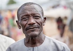 30 May 2019, Mokolo, Cameroon: Nigerian refugee Alassan Dawa is one of many Nigerian refugees currently settled in Minawao. The Minawao camp for Nigerian refugees, located in the Far North region of Cameroon, hosts some 58,000 refugees from North East Nigeria. The refugees are supported by the Lutheran World Federation, together with a range of partners.