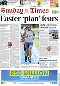 March 28, 2021 (AFRICA): Front-page: Today's Newspapers In Africa