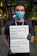 Worked at Amazon for 1 mths. From Bolton. Tyler was a Ski instructor in Japan.