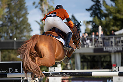 Smolders Harrie, NED, Emerald<br /> Longines FEI Jumping Nations Cup™ Final<br /> Barcelona 20128<br /> © Hippo Foto - Dirk Caremans<br /> 07/10/2018