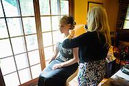 9/8/12 2:25:45 PM - Buckingham, PA.. -- Lindsay & Greg - September 8, 2012 in Buckingham, Pennsylvania. -- (Photo by William Thomas Cain/Cain Images)