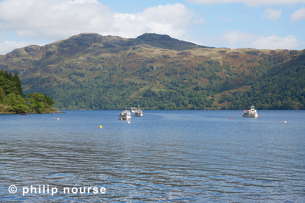Loch Lomond, Loch Lomond & The Trossachs