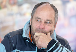 14.01.2016, Hahnenkamm, Kitzbühel, AUT, FIA, Formel 1, Projekt Spielberg Showrun, im Bild Gerhard Berger (AUT) // former formula one driver Gerhard Berger  of Austria during the Project Spielberg Showrun at Hahnenkamm in Kitzbuehel, Austria on 2016/01/14. EXPA Pictures © 2016, PhotoCredit: EXPA/ Johann Groder