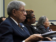 On Wednesday, February 26, 2020, Timothy L. Jenkins, Diane Nash, Marcia Johnson-Blanco and Reverend Doctor William J. Barber II, testify at hearing to commemorate Black History Month by examining lessons from the civil rights movement on combating efforts to suppress the right to vote and how many of these lessons are particularly urgent in the face of similar voter suppression efforts today.