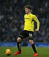 Football - 2016 / 2017 Sky Bet Championship - Brighton & Hove Albion vs. Burton Albion<br /> <br /> Matt Palmer of Burton Albion in action at the Amex Stadium Brighton<br /> <br /> COLORSPORT/SHAUN BOGGUST