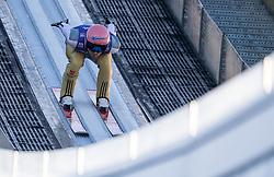 31.12.2017, Olympiaschanze, Garmisch Partenkirchen, GER, FIS Weltcup Ski Sprung, Vierschanzentournee, Garmisch Partenkirchen, Training, im Bild Pius Paschke (GER) // Pius Paschke of Germany during his Practice Jump for the Four Hills Tournament of FIS Ski Jumping World Cup at the Olympiaschanze in Garmisch Partenkirchen, Germany on 2017/12/31. EXPA Pictures © 2017, PhotoCredit: EXPA/ Jakob Gruber