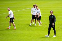 01/07/14<br /> CELTIC TRAINING<br /> AUSTRIA<br /> Celtic manager Ronny Deila