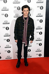 Cel Spellman arriving at the BBC Radio 1 Teen Awards, held at the SSE Wembley Arena, London.<br /> <br /> Picture date: Sunday, 23 October, 2016. Photo credit should: Doug PetersEMPICS Entertainment