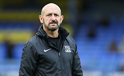 Southend coach Tony Colbert - Mandatory by-line: Arron Gent/JMP - 27/10/2019 - FOOTBALL - Roots Hall - Southend-on-Sea, England - Southend United v Ipswich Town - Sky Bet League One
