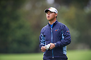 SI Woo Kim (KOR) during the second day of the World cup of Golf, The Metropolitan Golf Club, The Metropolitan Golf Club, Victoria, Australia. 23/11/2018<br /> Picture: Golffile | Anthony Powter<br /> <br /> <br /> All photo usage must carry mandatory copyright credit (© Golffile | Anthony Powter)