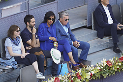 May 9, 2019 - Madrid, Spain - Manuel Santana  during day six of the Mutua Madrid Open at La Caja Magica on May 09, 2019 in Madrid, Spain  (Credit Image: © Oscar Gonzalez/NurPhoto via ZUMA Press)
