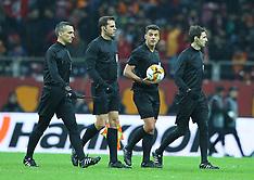 Galatasaray v Benfica - 14 Feb 2019