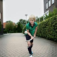 Nederland, Voorhout 12 augustus 2011. ,.Thijs Seelen aanstaande brugklasser..Foto:Jean-Pierre Jans