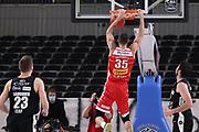 Filipovity Marko<br /> Aquila Trento - Carpegna Prosciutto Pesaro<br /> Lega Basket Serie A 2020/21<br /> Trento, 07/02/2021<br /> Foto Sergio Mazza / Ciamillo-Castoria