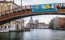 THEMENBILD - Basilica di Santa Maria della Salute, aufgenommen am 06. Oktober 2019 in Venedig, Italien // Basilica di Santa Maria della Salute in Venice, Italy on 2019/10/06. EXPA Pictures © 2019, PhotoCredit: EXPA/ JFK