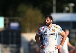 Don Armand of Exeter Chiefs - Mandatory by-line: Arron Gent/JMP - 13/09/2020 - RUGBY - Allianz Park - London, England - Saracens v Exeter Chiefs - Gallagher Premiership Rugby