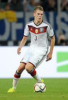Fotball<br /> Tyskland v Argentina<br /> Privatlandskamp<br /> 03.09.2014<br /> Foto: Witters/Digitalsport<br /> NORWAY ONLY<br /> <br /> Matthias Ginter (Deutschland)<br /> Fussball, Testspiel, Deutschland - Argentinien 2:4