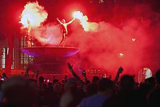 Sunderland fans descend on the capital, London, 30 March 2019