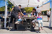 Park in the Heart Art Lessons, Ballard Commons