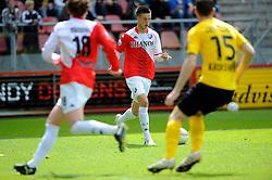 16-05-2010 VOETBAL: FC UTRECHT - RODA JC: UTRECHT<br /> FC Utrecht verslaat Roda in de finale van de Play-offs met 4-1 en gaat Europa in / Ricky van Wolfswinkel <br /> ©2009-WWW.FOTOHOOGENDOORN.NL