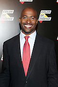 New York, NY-October 5:  On-Air Personality Van Jones, Co-founder, Color of Change and Director Ava DuVenay (Honoree) attends the ColorOfChange.org's 10th Anniversary Gala held at Gotham Hall on October 5, 2015 in New York City.  Terrence Jennings/terrencejennings.com