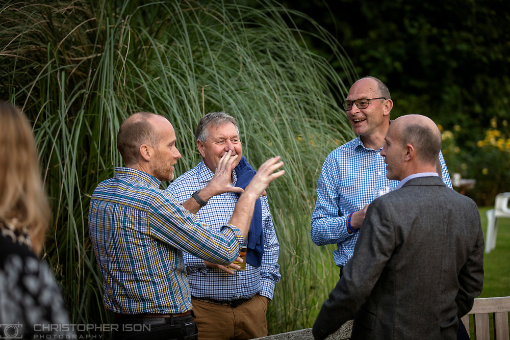 Midhurst Pharmacy party at The Three Horseshoes in Elstead.<br /> Shot for Raj Rohilla.<br /> Picture date: Saturday July 31, 2021.<br /> Photograph by Christopher Ison ©<br /> 07544044177<br /> chris@christopherison.com<br /> www.christopherison.com<br /> <br /> IMPORTANT NOTE REGARDING IMAGE LICENCING FOR THIS PHOTOGRAPH: This image is supplied to the client under the terms previously agree. No sales are permitted unless expressly agreed in writing by the photographer.