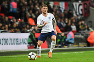 England Defender Kieran Trippier (2) in action during the Friendly match between England and Italy at Wembley Stadium, London, England on 27 March 2018. Picture by Stephen Wright.