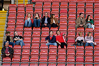 Photo: Leigh Quinnell.<br /> Wales v Slovakia. UEFA European Championships 2008 Qualifying. 07/10/2006. The Millennium stadium is not at full capacity for the match.