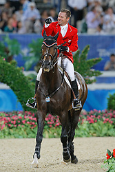 Lamaze Eric (CAN) - Hickstead<br /> Olympic Games Hong Kong 2008<br /> Photo © Dirk Caremans - Hippo Foto